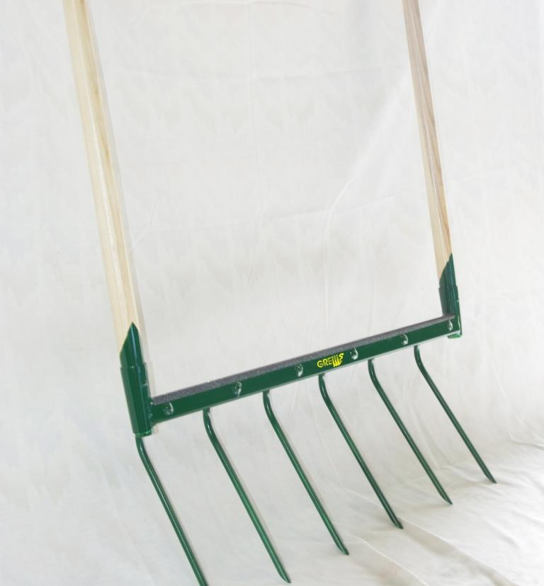tilling, cultivator, broadfork, garden tools, green, green products